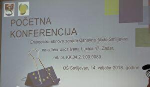 Škola Smiljevac ide u energetsku obnovu